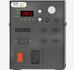 Digital controller for LED machine vision light