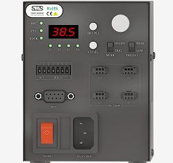 Digital controller for LED machine vision light
